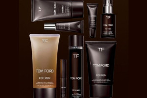 Tom Ford lanza una línea de cosmética masculina