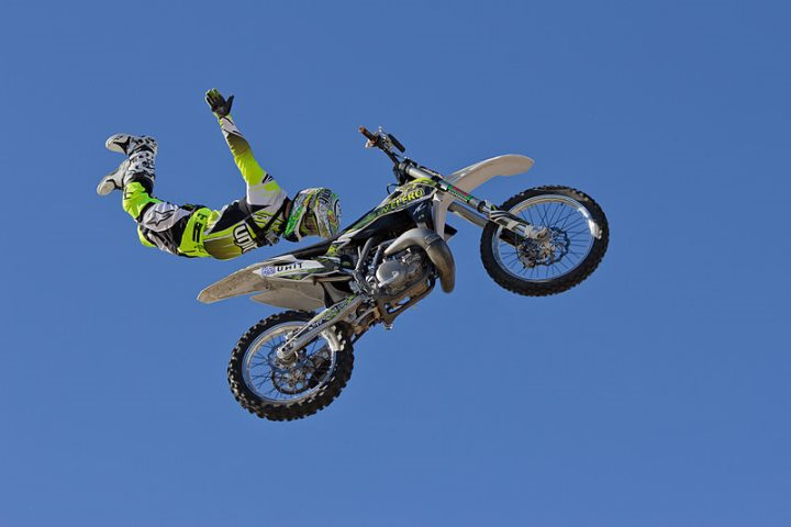 Freestyle de Motocross