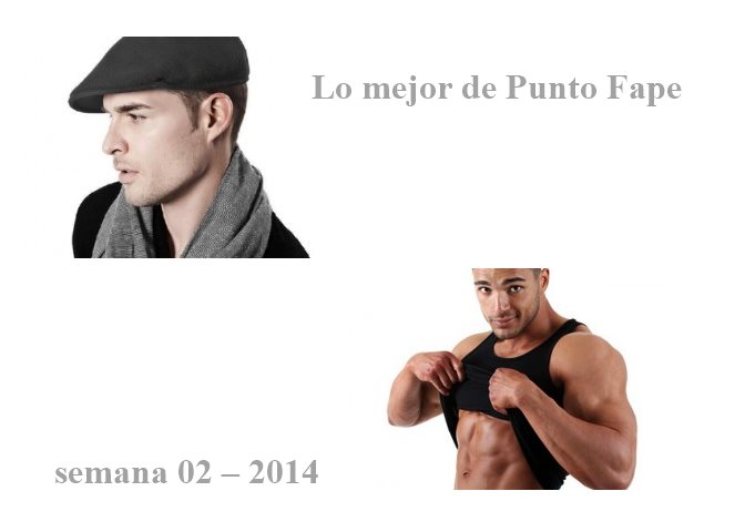 Lo Mejor de Punto Fape semana 02 – 2014