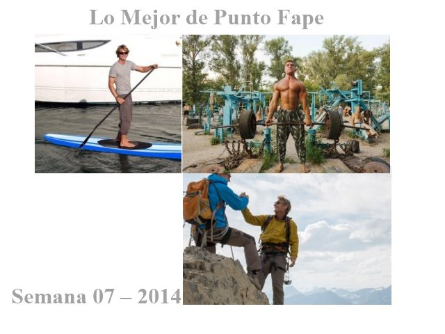 Lo Mejor de Punto Fape Semana 07 – 2014
