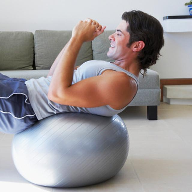 Aparatos de musculación para abdominales
