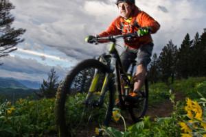 Bicicleta-montaña