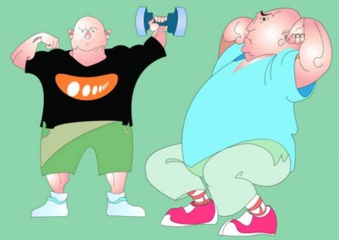 Quemar más grasa con ejercicios aeróbicos