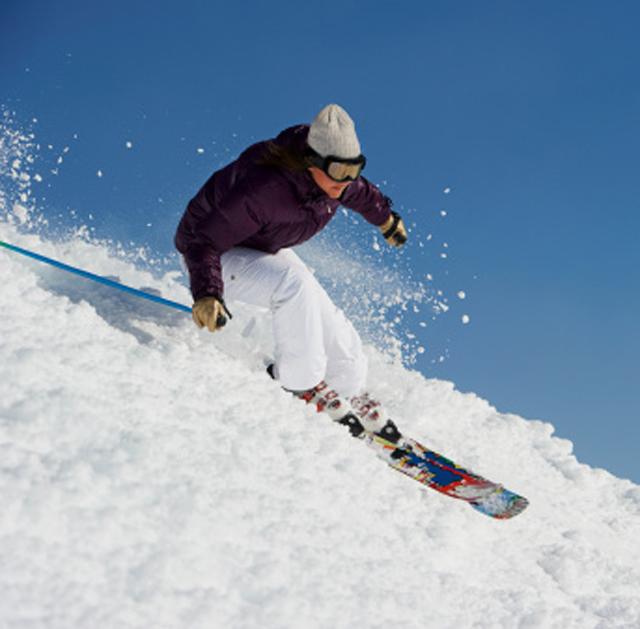 La correcta alimentación para los deportes de invierno