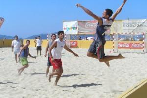 Baloncesto de playa