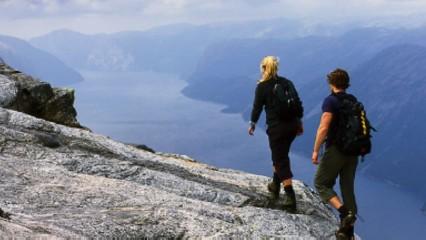 Deportes de montaña en primavera