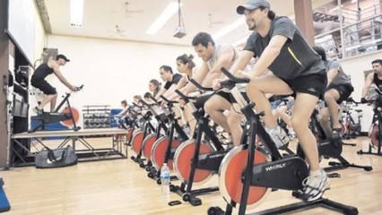 Spinning y el entrenamiento por intervalos