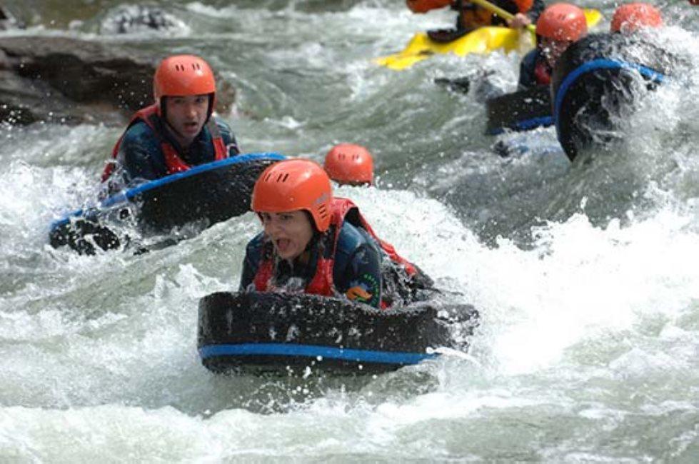 Hidrospeed, el contacto con el agua y la aventura