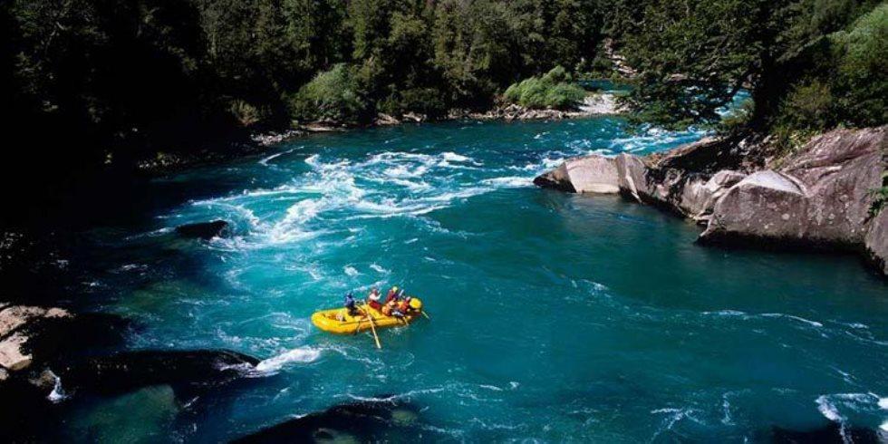 Rafting en Aguas Tranquilas y Bravas para grupos y