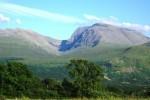 Montañismo en  Escocia