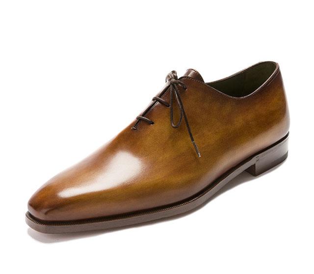 Los zapatos Berluti, el calzado de lujo