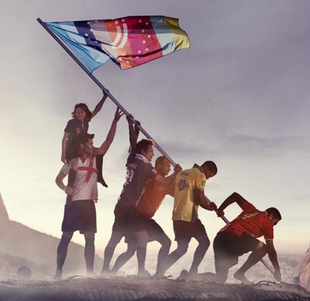 J&Joy, unos polos con los colores de la Copa del Mundo 2014