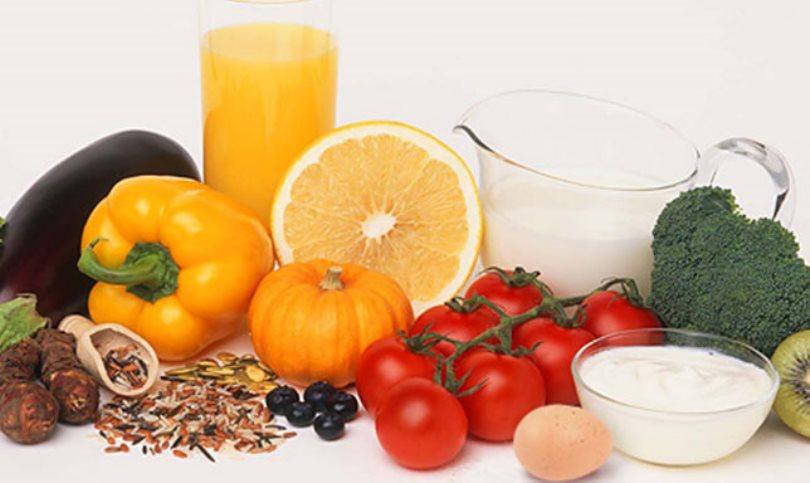Alimentos necesarios para mantenerse saludable