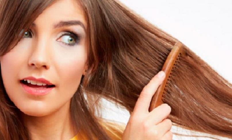 La caída de los cabello después de la queratina