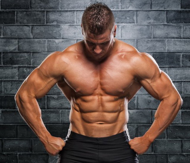 Aumento de músculo y pérdida de grasa