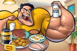 Ganar peso para aumentar músculo, sus peligros