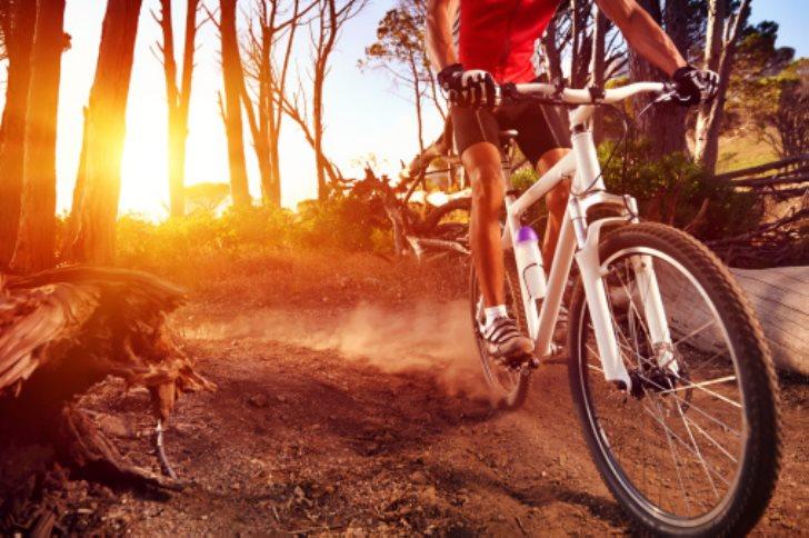 Iniciarse en la práctica de bicicleta de montaña
