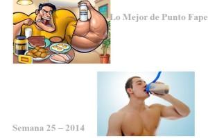 Lo Mejor de Punto Fape Semana 25 – 2014