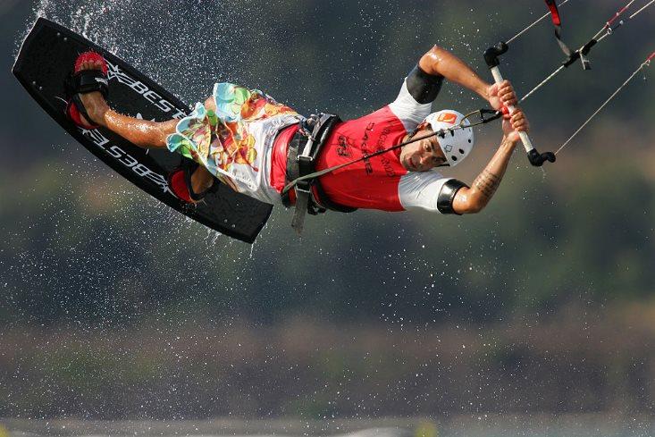 estilos y competiciones kite surf