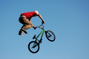 Consejos para realizar un deporte de riesgo