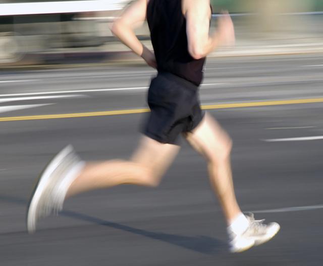La práctica del jogging