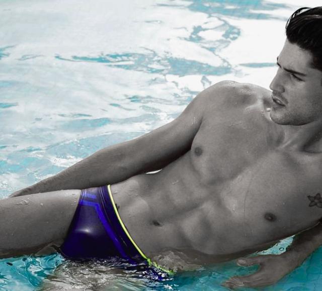 La tendencia en bañadores