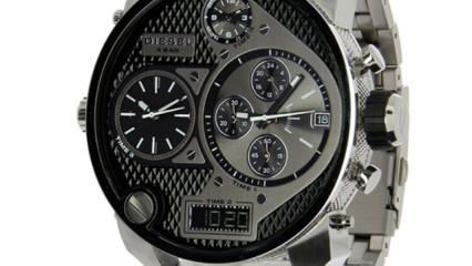 La marca Diesel de reloj