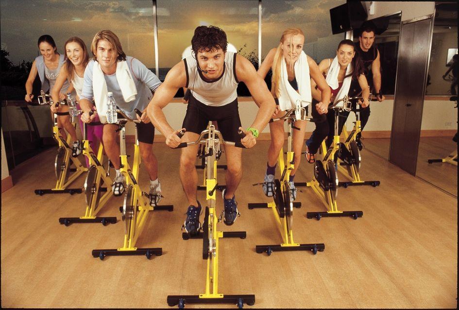 Siete razones para practicar spinning