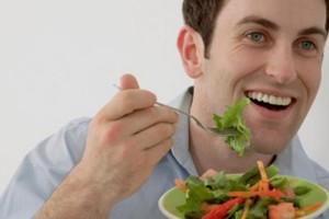 Dieta de los siete días especial para hombres
