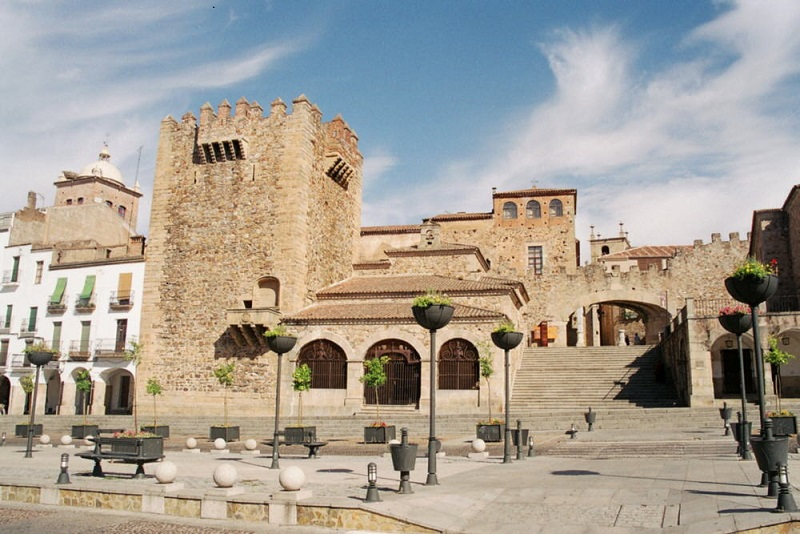 Cáceres, capital gastronómica en 2015