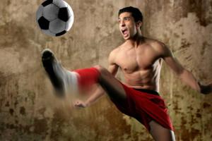 La alimentación de los futbolistas, ¿qué comer en el descanso?