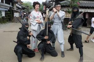 vestimenta ninja