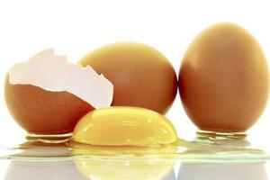 Huevos frescos
