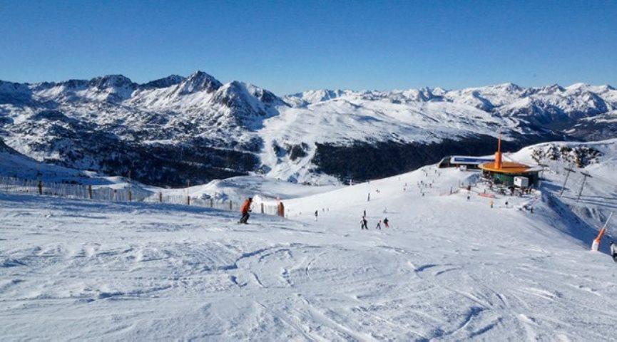 esquiar en Grandvalira