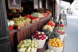 Características de la dieta sana