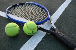 aprender jugar tenis