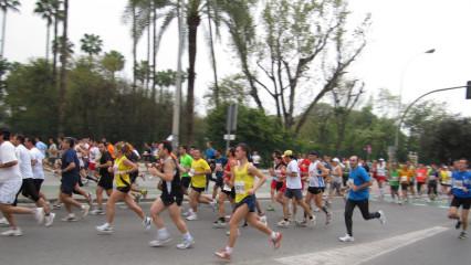 Sevilla como ciudad runing