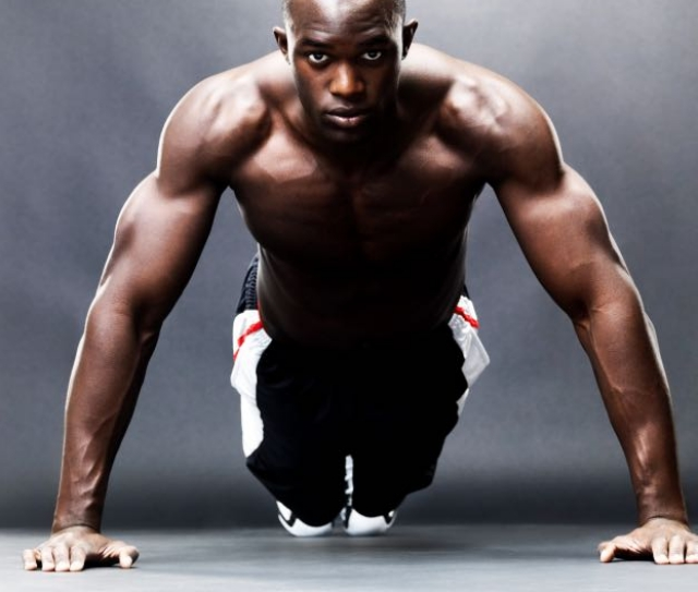 Musculación hombre