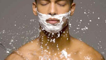 Cómo afeitarse la barba