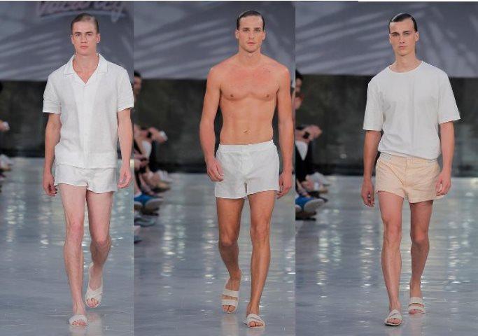 Lo último en ropa interior masculina