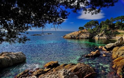 Disfrutar de las costas de España este verano- Costa Brava