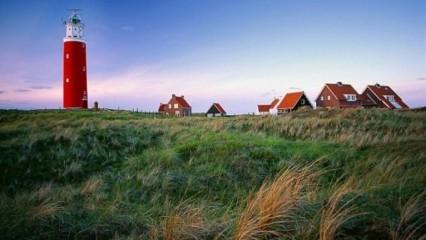 Islas Frisias, muy cerca de Ámsterdam