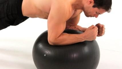 Práctica de Pilates