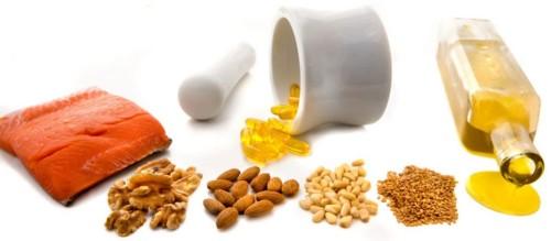 Beneficios de los ácidos grasos Omega3