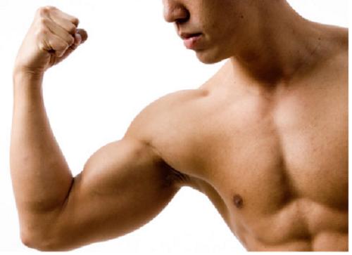 culturismo brazos fuertes