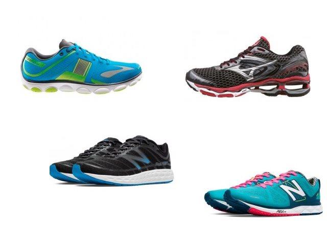 Como elegir unas zapatillas de running adecuadas
