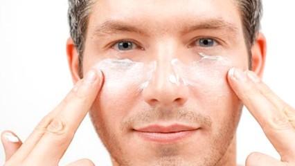 Crema rostro hombre