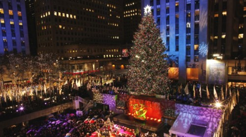 Visitar Nueva York en Navidad