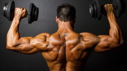 Culturismo, algo más que levantar pesas