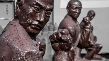 artes marcianas monasterio Shaolin
